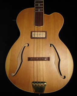 Book Matched Sitka Spruce Top