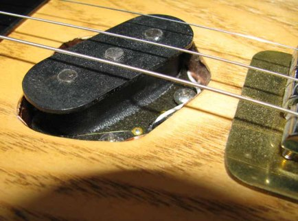 Custom Tele Style Bridge Pickup